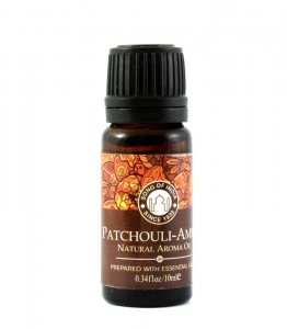 OLEJEK ZAPACHOWY PATCHOULI-AMBER 10 ml - SONG OF INDIA