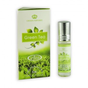 PERFUMY AL-REHAB GREEN TEA 6ml