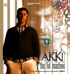 AKKI THE HIT MACHINE CD