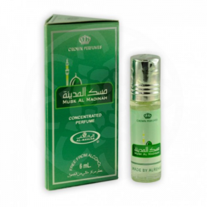 PERFUMY AL-REHAB MUSK AL MADINAH 6ml