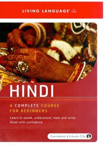 HINDI A COMPLETE COURSE FOR BEGINNERS KSIĄŻKA i 6 CD