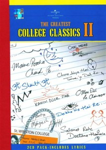 THE GREATEST COLLEGE CLASSICS II (2CD)