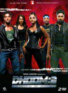 DHOOM 2 (2 DVD)