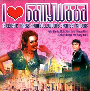 I LOVE BOLLYWOOD CD