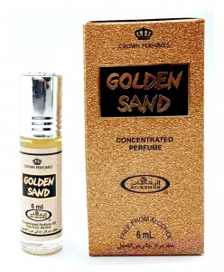 PERFUMY AL-REHAB GOLDEN SAND 6ml