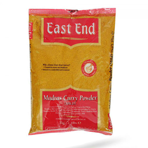 MADRAS CURRY MILD - EAST END