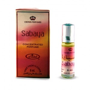 PERFUMY AL-REHAB SABAYA 6ml