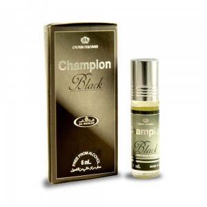 PERFUMY AL-REHAB CHAMPION BLACK 6ml