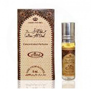 PERFUMY AL-REHAB SULTAN AL OUD 6ml