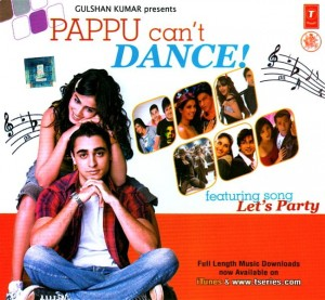 PAPPU CAN'T DANCE ! CD
