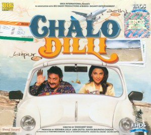 CHALO DILLI CD