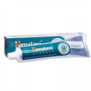 HIMALAYA - PASTA DO ZĘBÓW DENTAL CREAM 200 g