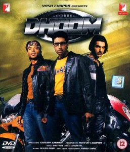 DHOOM DVD/A