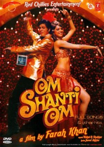 OM SHANTI OM FULL SONGS & OTHER HITS DVD/M