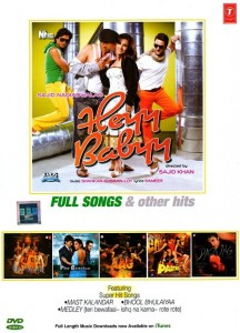 HEYY BABYY FULL SONGS & OTHER HITS DVD/M